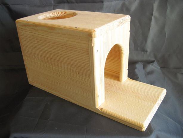 домики и полочки деревянные для шиншилл, дегу, морских свинок