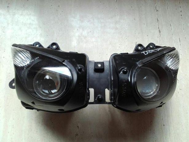 lampa reflektor Kawasaki ZX10R 06 07 D6F D7F ZX10 ZX-10R cała