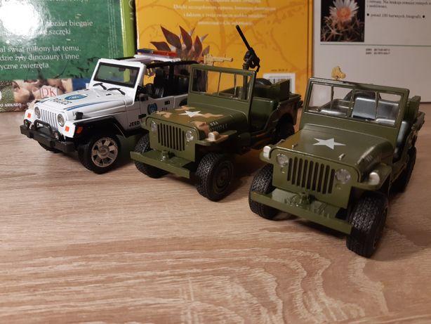 Kolekcja aut terenowych