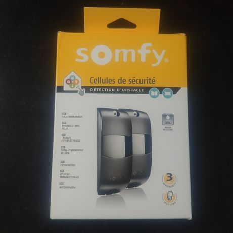 Fotokomórki Somfy