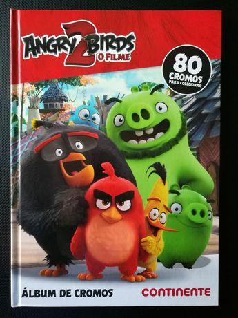 """Livro / Revista """"Angry Birds 2"""""""