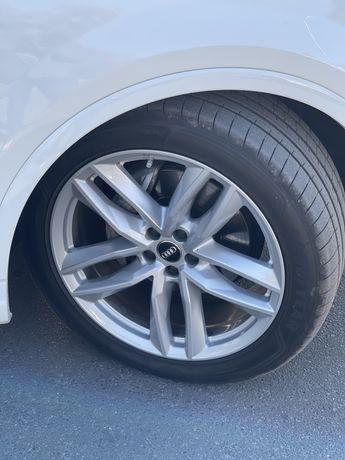 Диск Audi Q7 RS R21