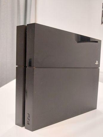 PS4 500 gb sem comando
