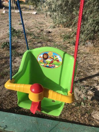 Детская подвесная качель для дома и улицы