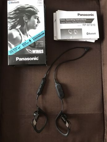 Słuchawki Panasonic RP-BTS10
