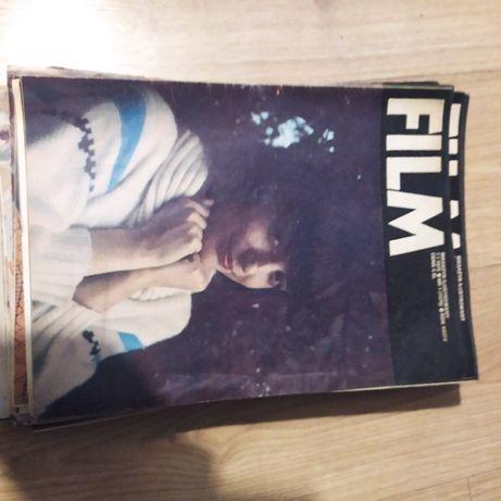 Magazyn filmowy FILM gazety PRL 1979 52szt cały rocznik