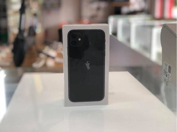 Telefon Apple iPhone 11 64 GB Black 181408 (V)