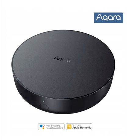 Aqara Hub M2 EU Gateway HomeKit Bluetooth IR Zigbee
