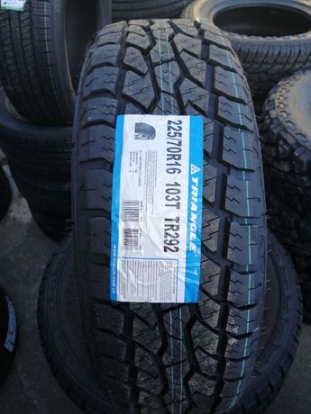 Всесезонные шины резина 225/70 R16 Triangle TR292 AT 2257016 235 75 65