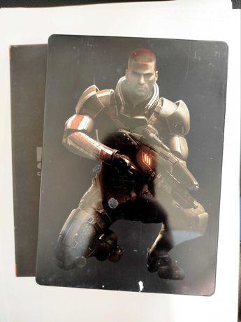 Mass Effect 2 collectors edition Steelbook Xbox 360