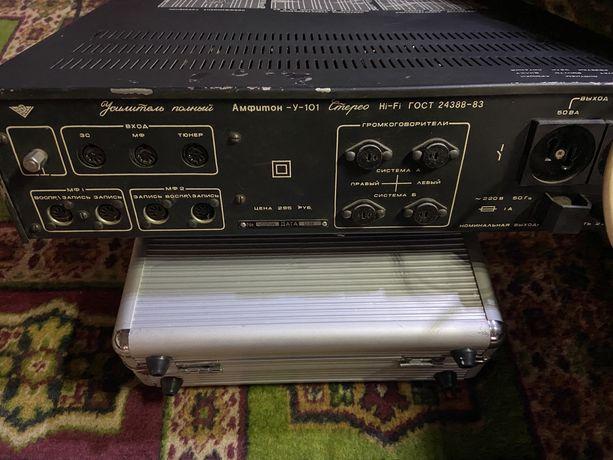 Продам усилитель Амфитон у-101 hi-fi