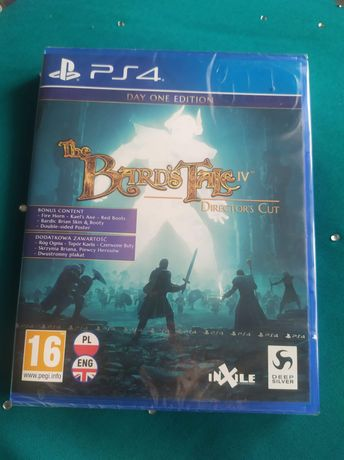 The Bard's Tale IV Day One Edition PS4