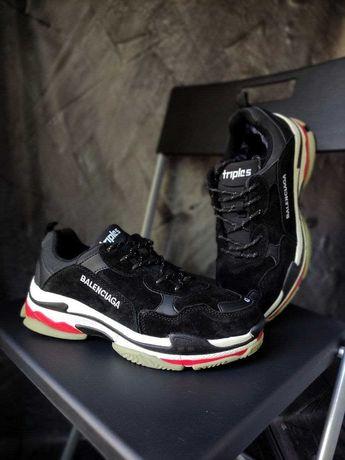 Кроссовки Balenciaga Triple S. Баленсиага. Мужские кроссовки.