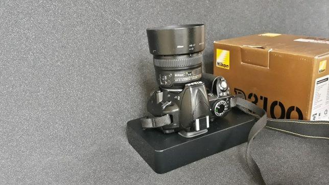 Aparat Lustrzanka Nikon D3100 body idealny