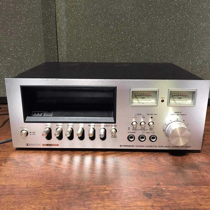 Odtwarzacz kaset magnetofonowych Pioneer Sosnowiec - image 1