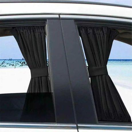 Солнцезащитные шторки Sigma на боковые стекла ширина 50 высота 37-42см