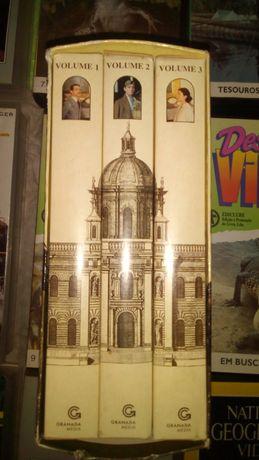 Documentários em VHS