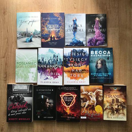 Książki młodzieżowe/young adult