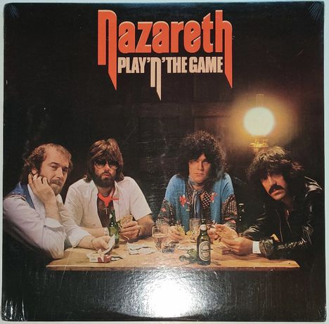 """Nazareth """"Play 'N' the Game"""" US"""
