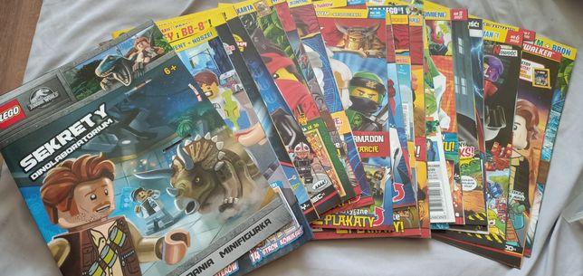 22 magazyny LEGO