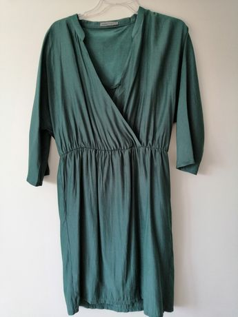 Sukienka zieleń 38/M Soaked