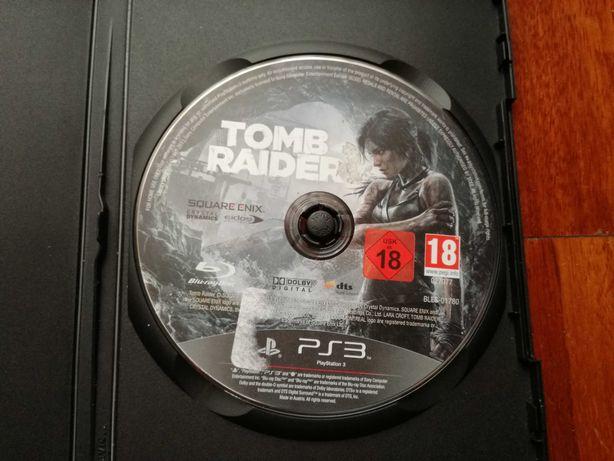 Jogo Tomb raider ps3