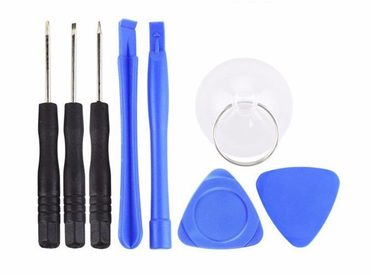 Kit ferramentas reparação telemóvel smartphone iphone tablet NOVO Horta - imagem 1