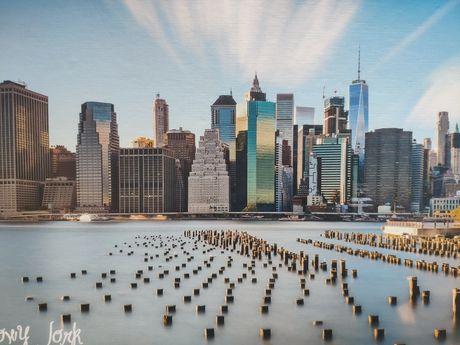 Puzzle 1000 New York za darmo