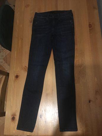 Jeansy dla dziewczynki r.23