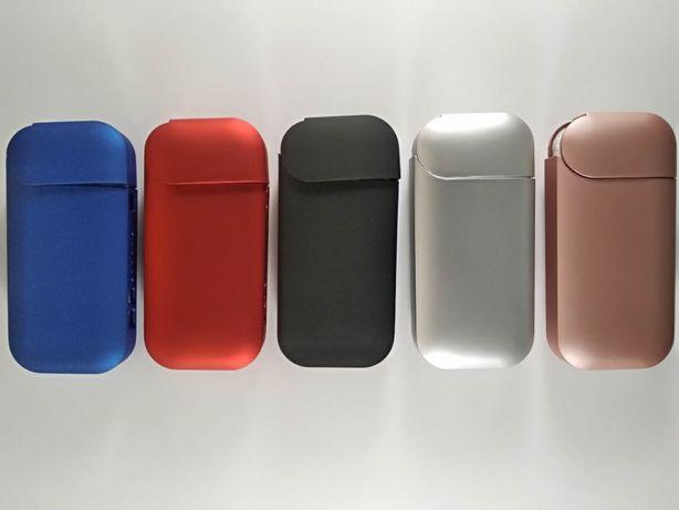 Лучшая цена! Чехол на IQOS 2.4 plus из пластика в 5 цветах