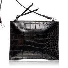 Czarna torebka kopertówka Blanca Oriflame
