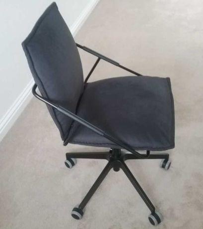 IKEA cadeira de escritório - cinzento