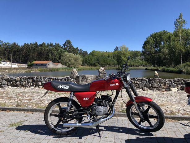 Macal m83 restaurada