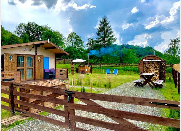 Dom+ własna sauna +własne jacuzzi