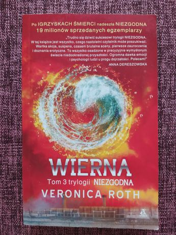 Wierna cz. 3, Veronica Roth