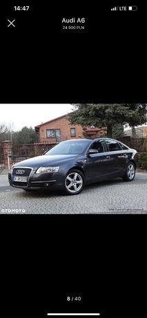 Audi a6 c6 2,4 b LPG