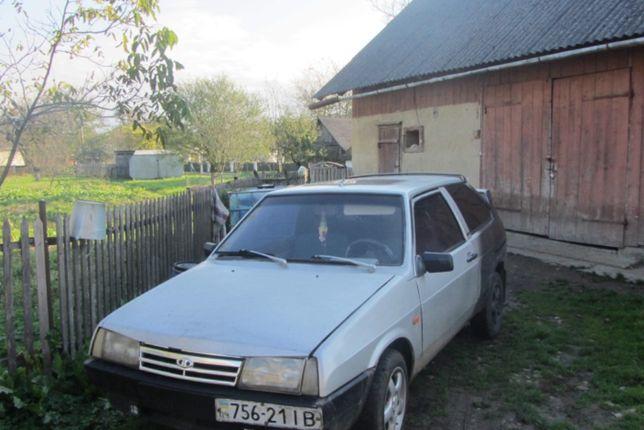 Машина ваз 2108 1991 обмін/продаж