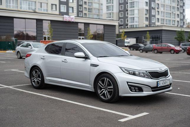 Kia K5 Optima 2015 в идеале!