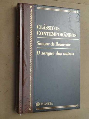 O Sangue dos Outros de Simone de Beauvoir