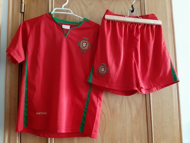 Equipamento Portugal (imitação) criança