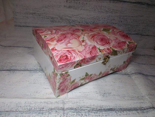Pudełko na koperty wesele ślub