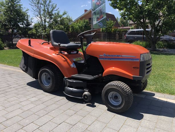 Traktorek Kosiarka HUSQVARNA CT 130 Nowy agregat!