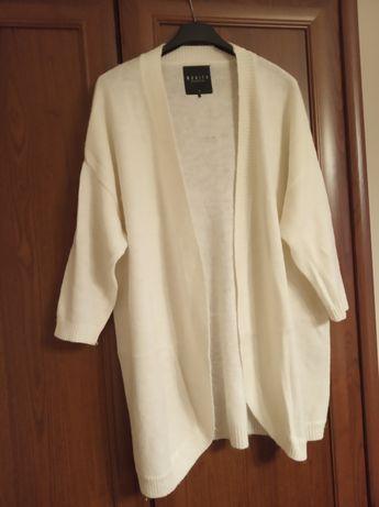 Sweter ecru z Mohito
