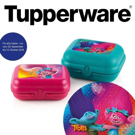 Ostras tupperware