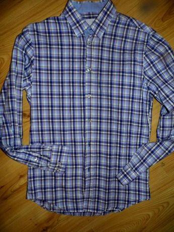 Black- przesliczna koszula slim fit- s