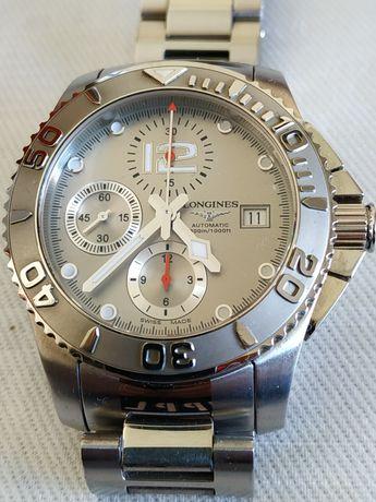 Relógio Longines Hidroconquest Chono automático