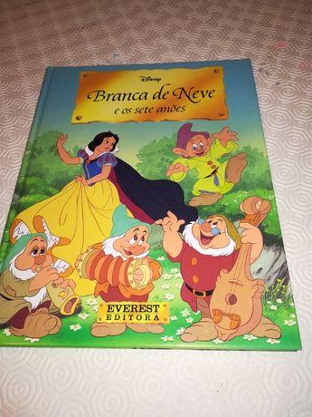 Livros Infantis - Clássicos Disney (Novos)