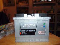 Akumulator Autopart Galaxy Silver 60Ah 590A Wymiana za darmo dowóz Kra