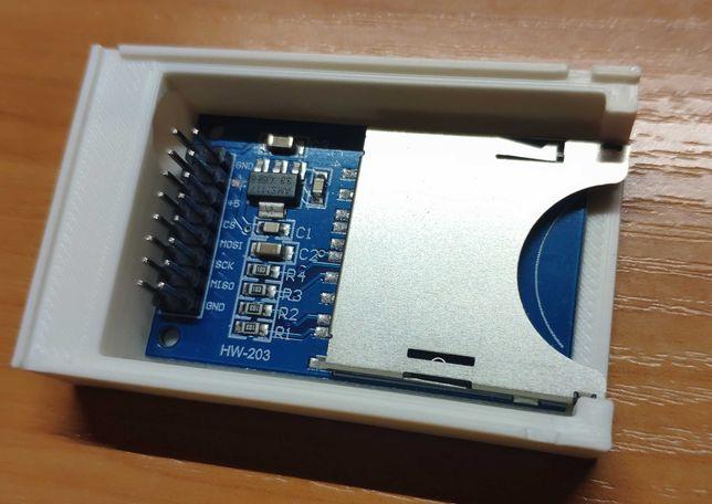 модуль картридер SD/microSD (для 3д принтера)