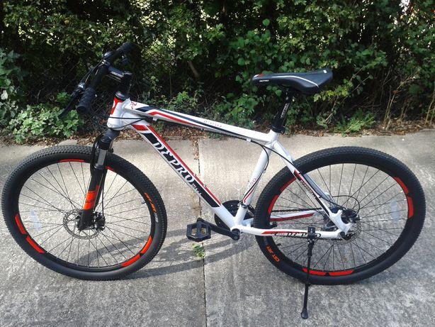 "NOWY rower górski ""DEPRO"" -27,5 cali ALU"